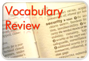 Vocabulay Review